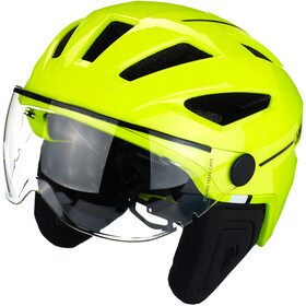 ABUS Pedelec 2.0 ACE Casco, signal yellow